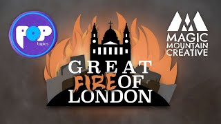 The Fire of London [POPTOPICS] Children's song