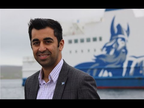 Ferry Fare Reductions - Humza Yousaf, Scottish Transport & Islands Minister