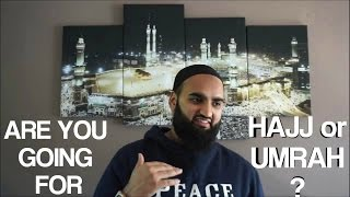 ARE YOU GOING FOR HAJJ 2016?