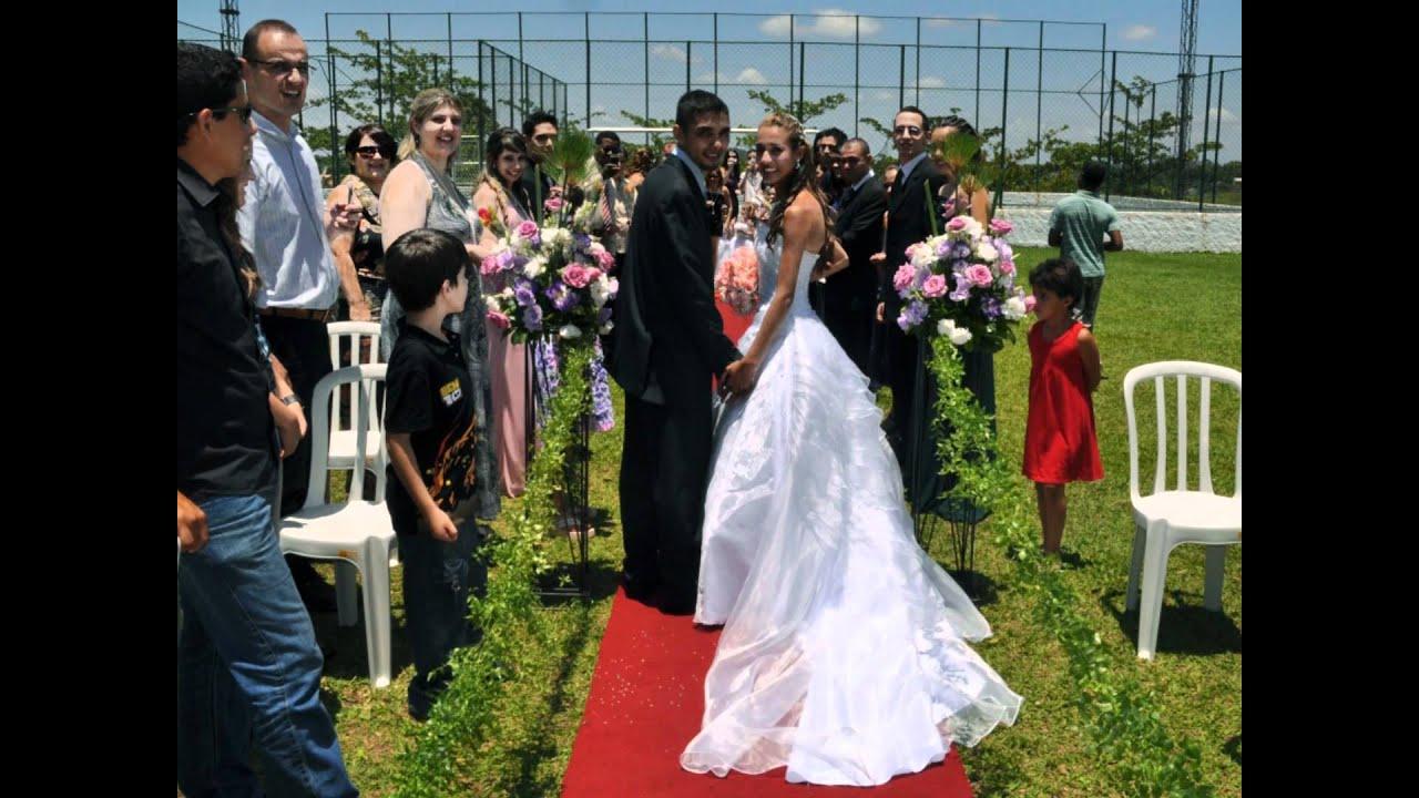 Casamento Cintia E Ailton (musica Bruna Karla Que Bom Vc