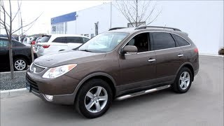2009 Hyundai VERACRUZ Videos
