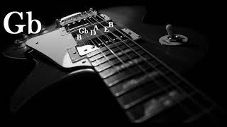 Baritone Guitar Tuning  B E A D Gb B