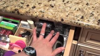 Maximizing Space: Mini Kitchen Office