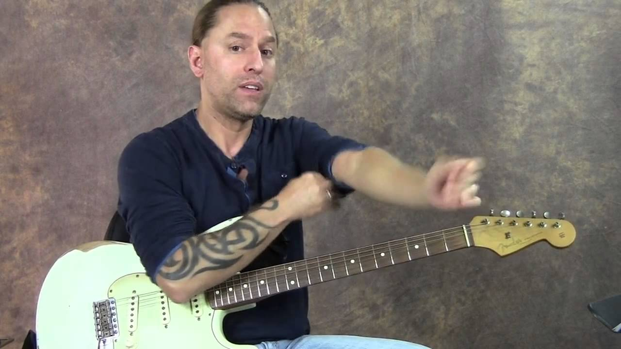 5 Pillars of Guitar Soloing | Real World Soloing | Steve ...