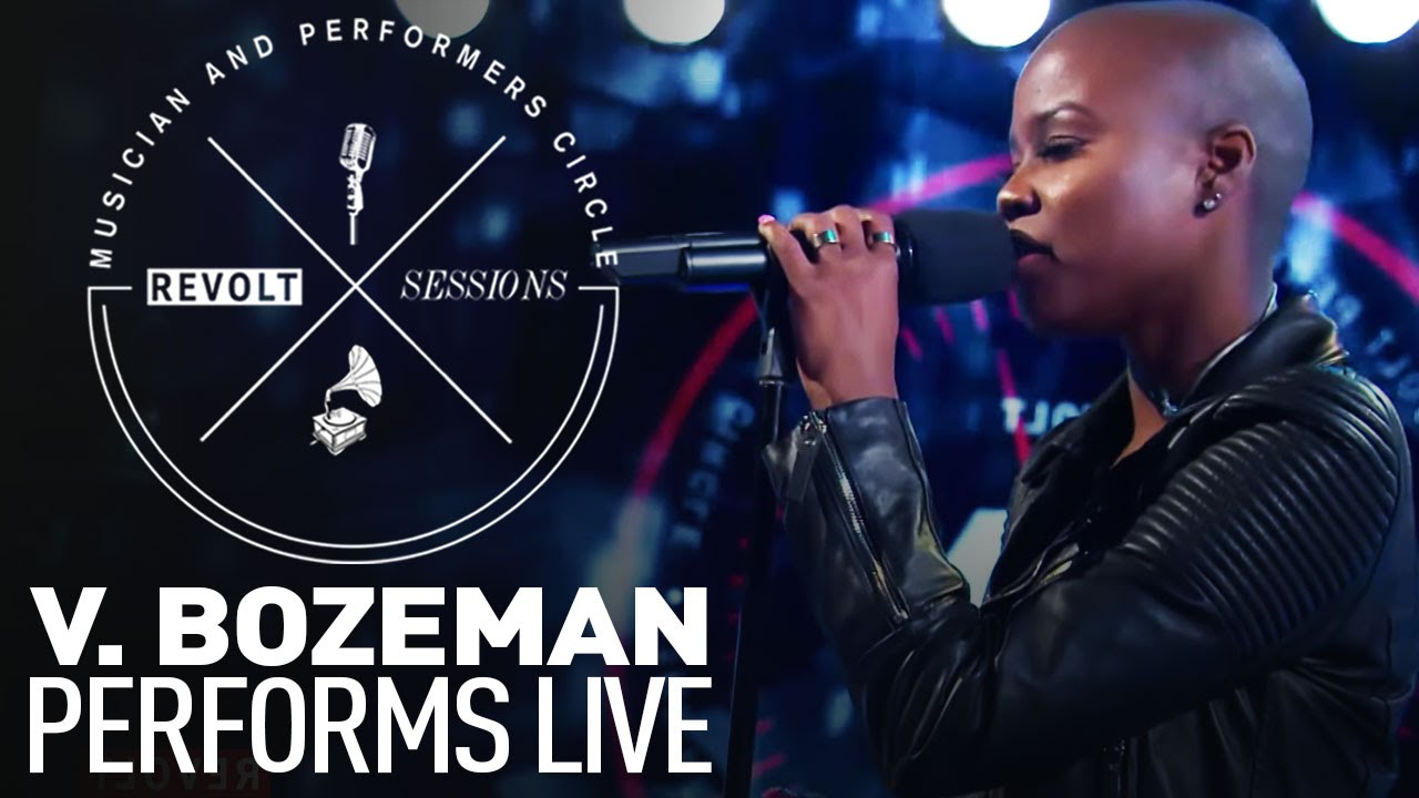 V. Bozeman Performs Live | REVOLT Sessions