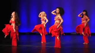 Belly Dance Power and Passion DVD Trailer by Soulfire Productions