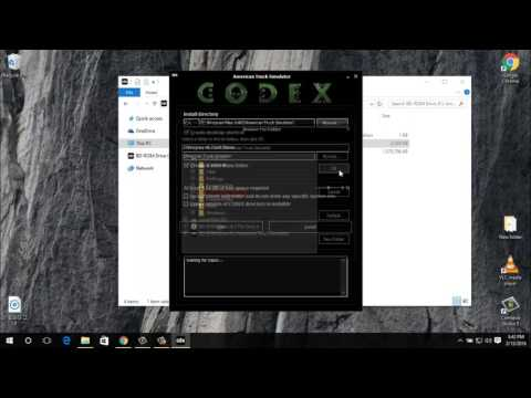 [TUTORIAL] How to Install American Truck Simulator 2016 [CODEX] [With DOWNLOAD LINK]