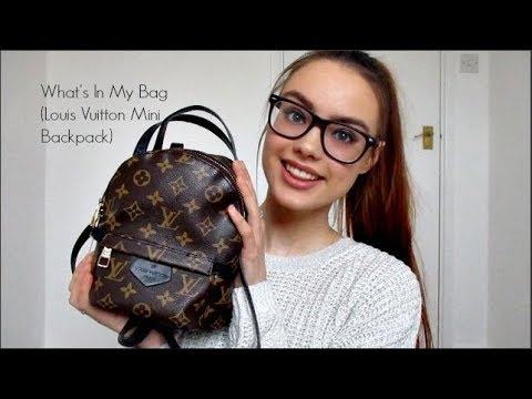 e8f97269cf33 Louis Vuitton Speedy 20   What s in my bag  - Action.News ABC Action ...