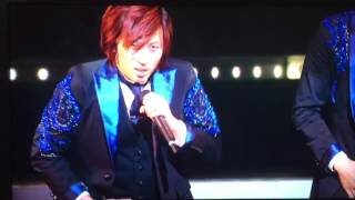 Million Dollar Girl / w-inds. #Blue Blood #LIVE TOUR 2015