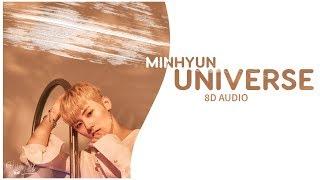 Download 8D   MINHYUN (NU'EST) – Universe (별의 언어)   USE HEADPHONES  