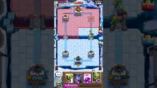 how to win a battle whit only goblins and bats-CLASH ROYALE