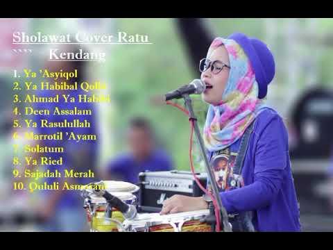 Mutik Nida Sang Ratu Kendang II Cover Qosidah