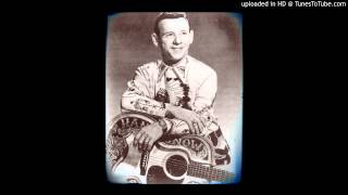 Watch Hank Snow My Two Timin Woman video