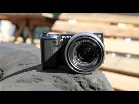 Sony NEX-5 w/ 18-55mm lens Field Test Hands-on