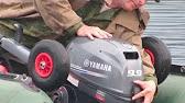 Обзор лодочного мотора Golfstream 5л с - YouTube