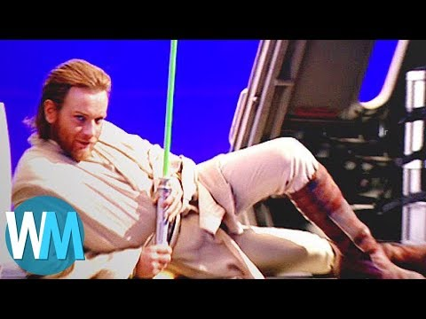 See the Top 10 Star Wars Bloopers!
