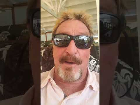 John Mcafee Corruption Within The American Government