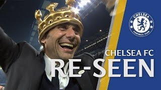 Exclusive Antonio Conte emoji reveal & post Watford title celebrations in Chelsea Re-seen!