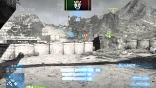 Battlefield 3 Kills mit der TV-Rakete