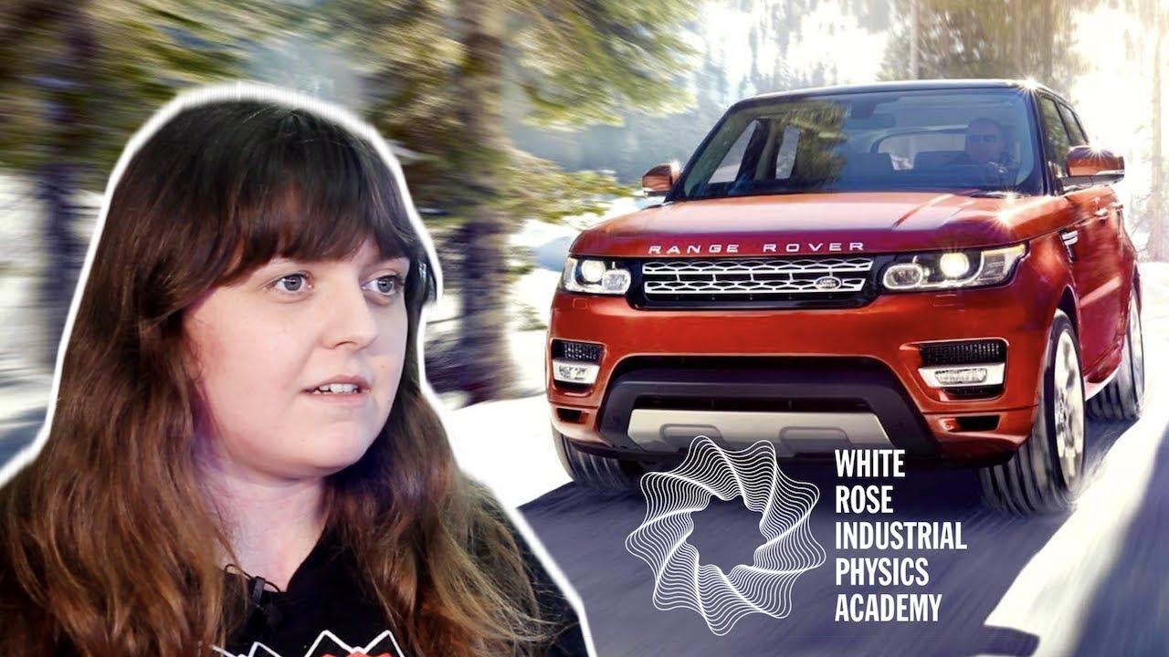 Physics Cars Future Career Jaguar Land Rover Summer Internship