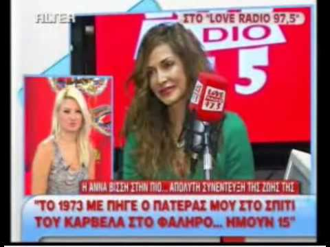 Anna Vissi talks to LOVE Radio, 11/02/2010 [fannatics.gr]