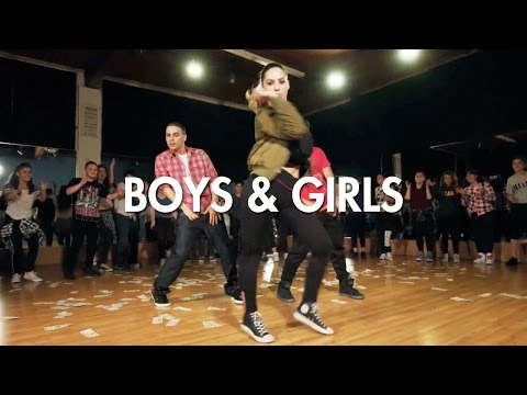 will.i.am - Boys & Girls ft. Pia Mia (Dance Video) | Mihran Kirakosian Choreography