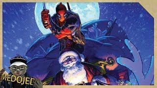 Deadpool vs. Santa Claus