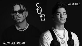 Смотреть клип Jay Menez, Rauw Alejandro - Solo