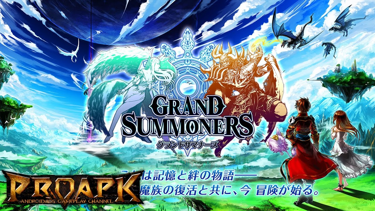 Summoners War MOD APK 4.2.6 Unlimited Crystal/Mana