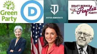 A Canadian on Justice Democrats and Third Parties