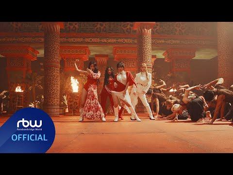 [마마무] 'AYA' Performance Video