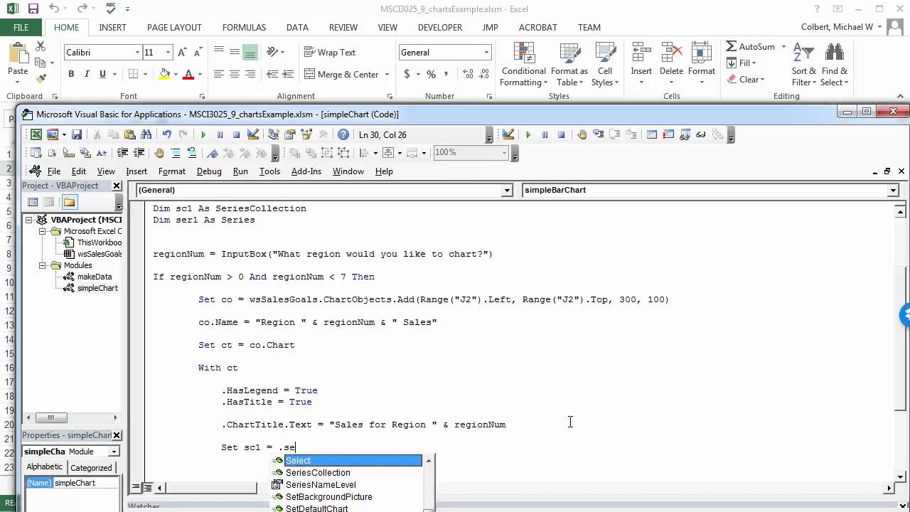 how to make loop in vba
