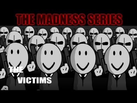 ALL of Madness Combat but with the Roblox death sound