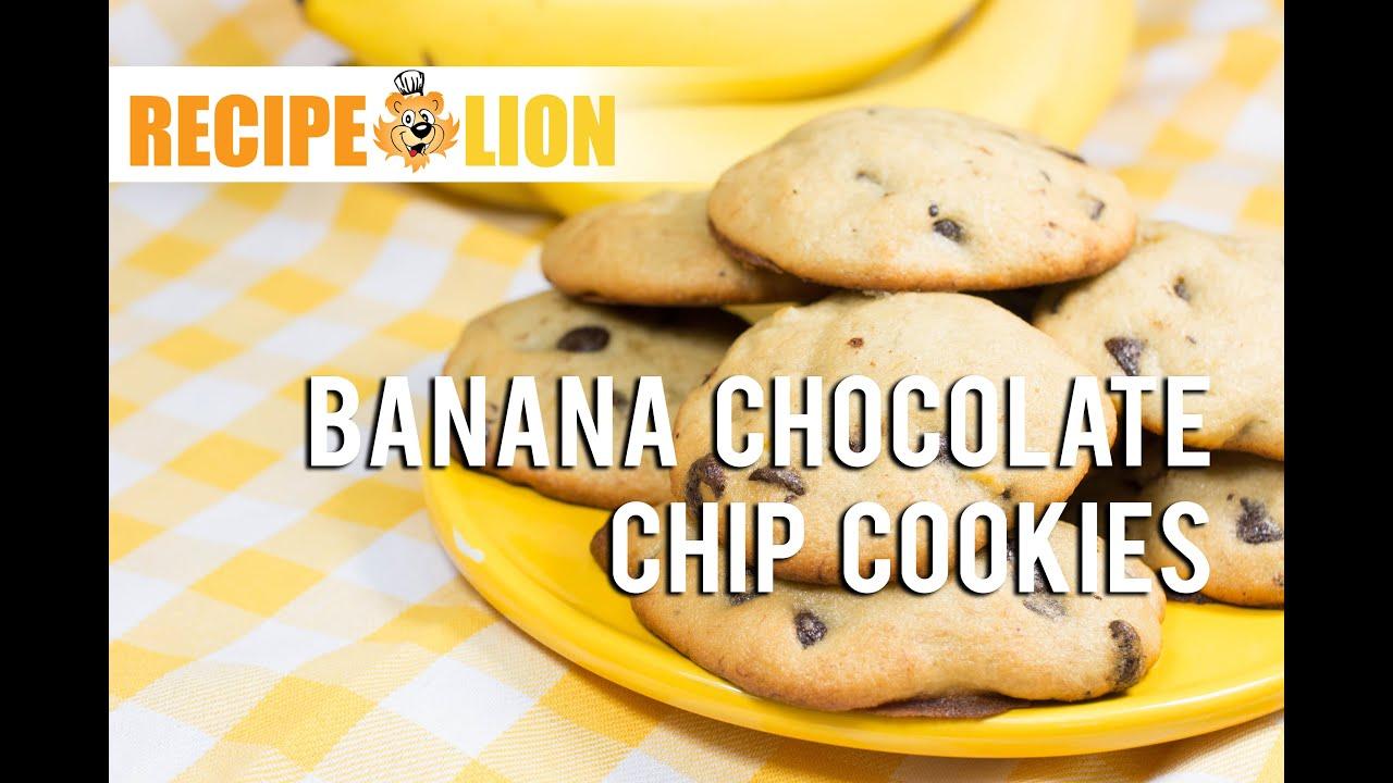 Banana cookies recipes easy