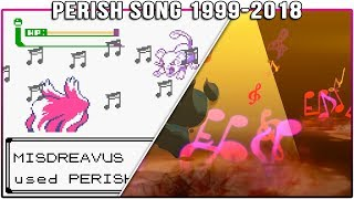 Evolution of Perish Song - Pokémon Moves (1999-2018)