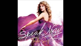 Taylor Swift Enchanted Audio