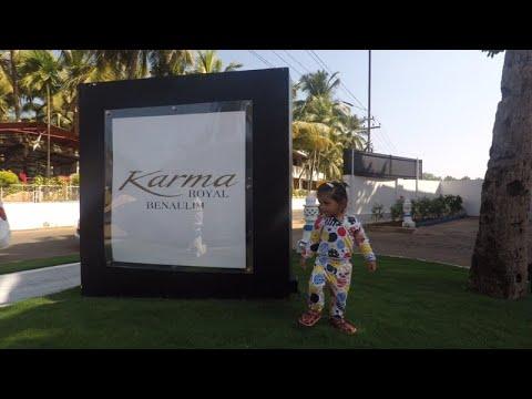 Karma Royal - Beach Club Benaulim