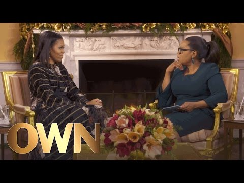 Michelle Obama's Message to Young Girls | Oprah Special | Oprah Winfrey Network