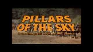 PILLARS OF THE SKY(1956) Trailer