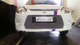 Alto 800 modified