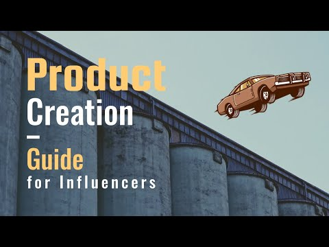 Digital Product Creation for Influencers