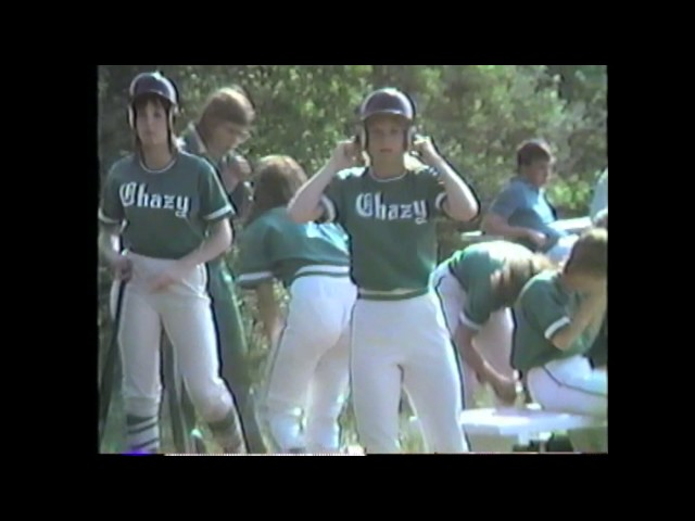 Chazy - Lake Placid Softball  5-15-86