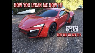How a Brit bought the fast and furious lykan