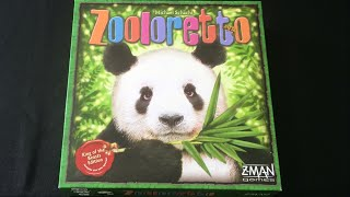 DICEteroid: How to play Zooloretto