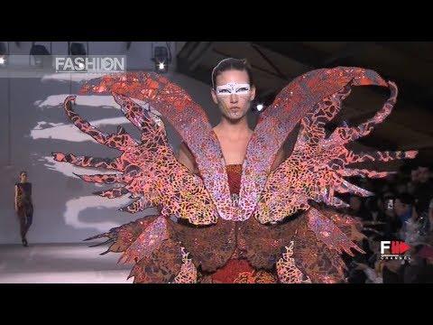 MANISH ARORA Fall 2009/2010 Paris - Fashion Channel