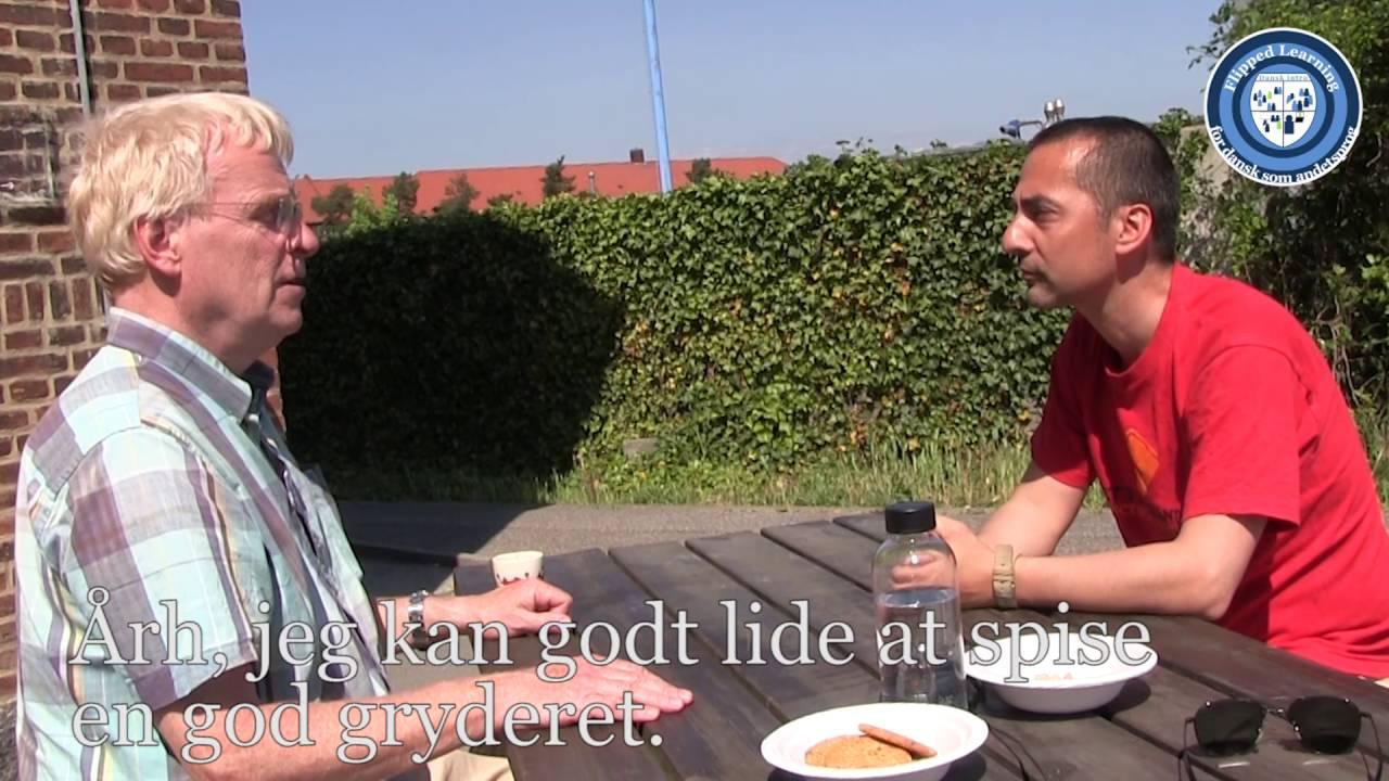 dansk dialog