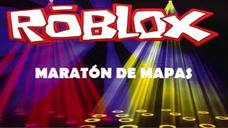 MARATÓN DE MAPAS | Roblox⭐Mapas random | GamePlaysMix