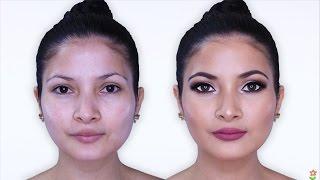Piel De Porcelana 😍 Rutina De Base De Maquillaje 💜 Bessy Dressy