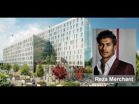 June 2016 - Reza Merchant And His 550 Room HMO (The World's Largest!)