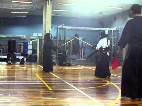 IGA Kendo Club Women's Tournament Match 2, Part 2